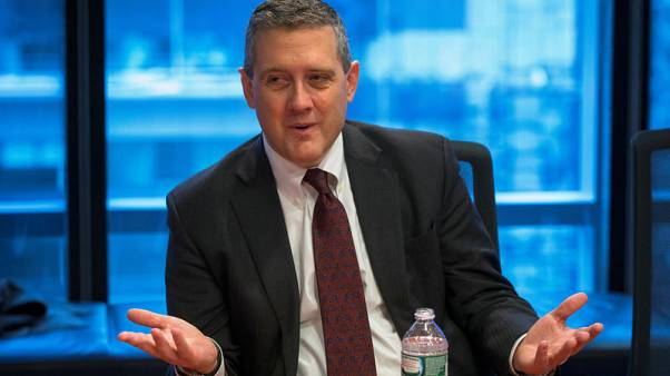 St. Louis Fed's Bullard - Fed should halt further rate hikes