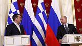 روسيا واليونان تبديان استعدادا لإصلاح العلاقات بعد خلاف دبلوماسي