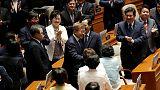 برلمان كوريا الجنوبية يوافق على ميزانية الحكومة للعام 2019