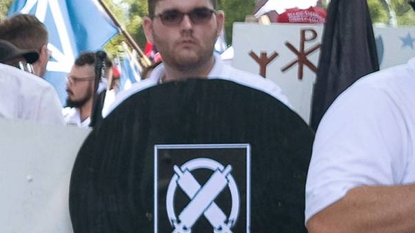 White nationalist convicted of murdering counterprotester in Charlottesville, Virginia