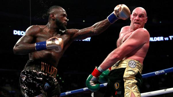 Boxing - WBC sanctions direct rematch between Wilder and Fury