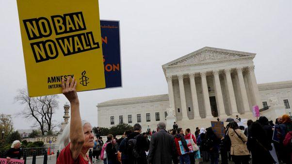 U.S. appeals court will not restore Trump asylum order