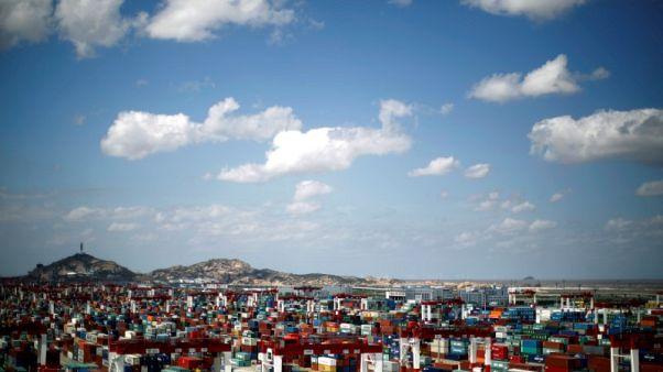 China's November trade surplus with U.S. widens to $35.55 billion