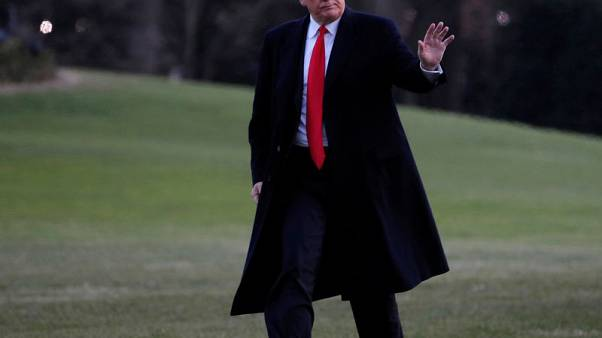 Trump says prosecutors have found no evidence of Russia collusion