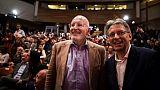 Frans Timmermans le 7 décembre 2018 à Lisbonne, au Portugal