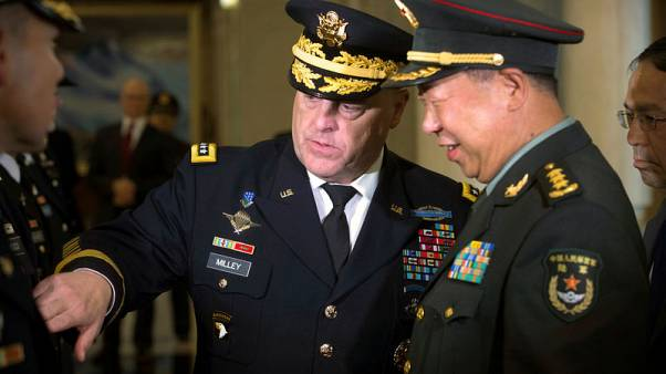 Trump to nominate Milley as next chairman of Joint Chiefs
