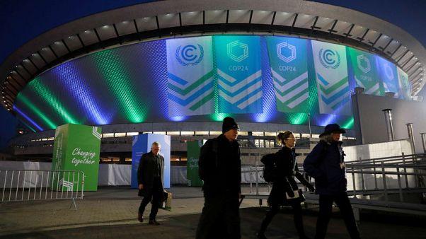 U.N. climate negotiators sweat over detail as deadline looms