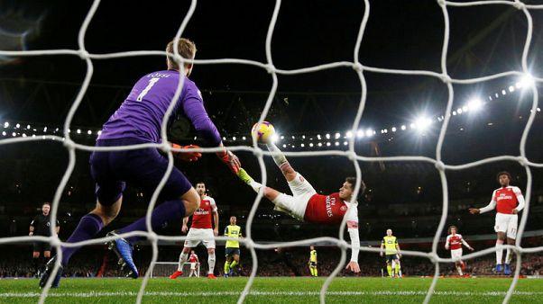 Torreira breaks Huddersfield hearts with late Arsenal winner