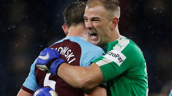 Burnley out of the relegation zone with vital win