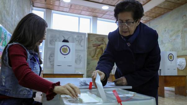 Armenians vote in election testing revolution's power shift