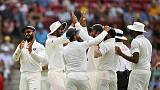 India close in on victory after Australia collapse