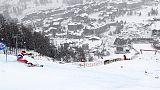Vento in Val d'Isere, slalom cancellato