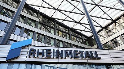 Rheinmetall eyes majority in defence group KNDS - report