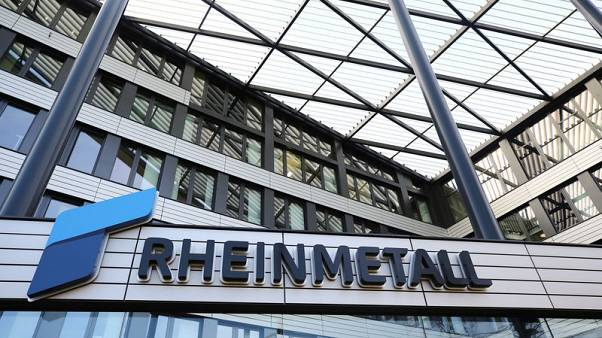 Rheinmetall eyes majority in defence group KNDS - report