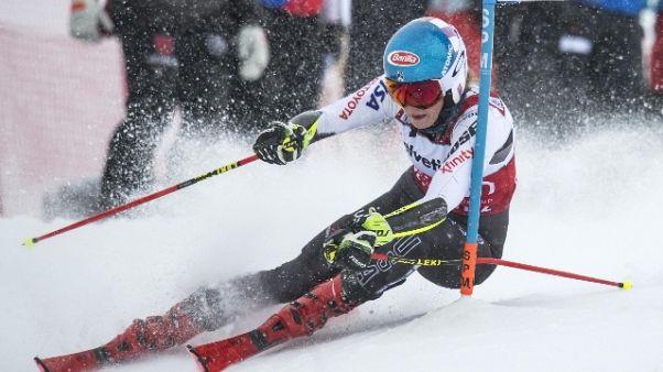 Sci, 3 azzurre qualificate a St. Moritz