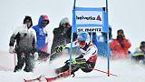 Ski: Shiffrin en tête des qualifications du slalom parralèle de St-Moritz