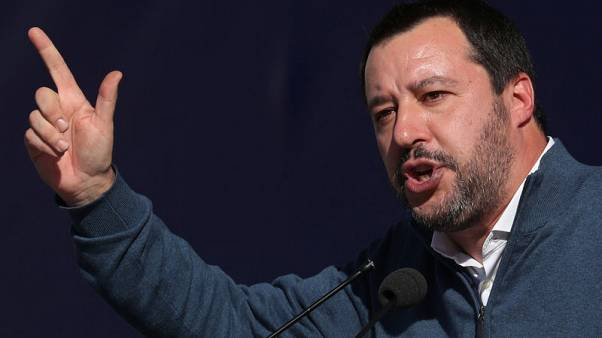 Italy's League leader faces friendly fire over budget