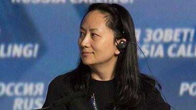 الصين تطالب أمريكا بسحب أمر اعتقال المديرة المالية لهواوي
