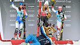 Ski: et de cinq pour l'imbattable Shiffrin