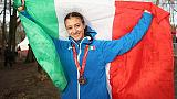 Europei cross, Nadia Battocletti oro U20