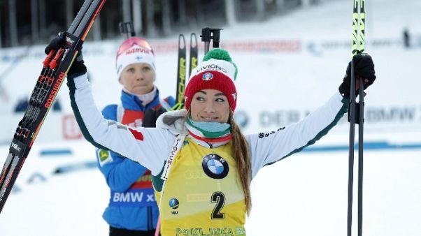 Biathlon: Wierer 2/a a Pokljuka
