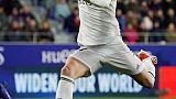 هدف بيل يمنح ريال مدريد فوزا صعبا على ويسكا المتعثر