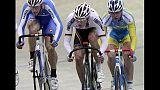 Ciclismo: Simion cade, trauma cranico