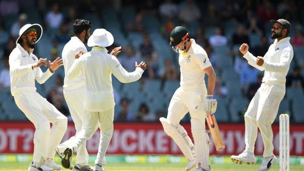 India edge defiant Australia by 31 runs in Adelaide