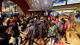 توقف حركة قطارات المسافات الطويلة في ألمانيا بسبب إضراب