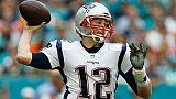 NFL: Brady bat le record de passes de Manning