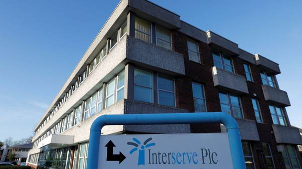 Interserve rescue plan knocks 58 percent off shares