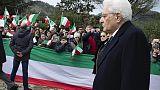Mattarella, promuovere i diritti umani