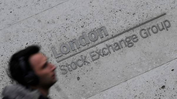 UK stocks fall further as investors brace for Brexit vote
