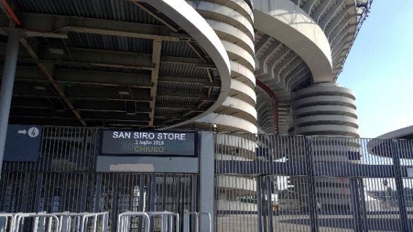 Champions, in 60mila per Inter-Psv
