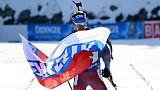 Dopage: la Fédération russe dément que des officiels russes aient menacé des dirigeants de l'IBU