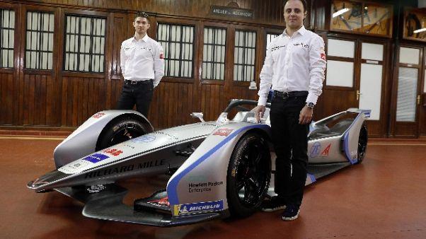 Formula E parte 15/12 con Felipe Massa