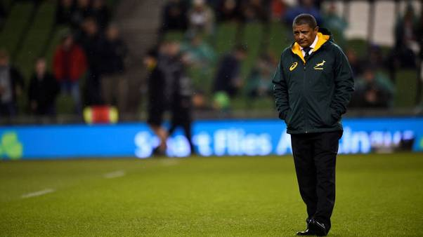 Rugby - South Africa to play only two home tests before World Cup