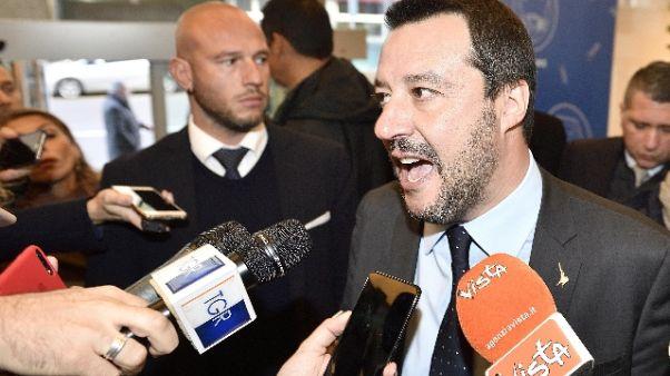 Salvini, fatti al Mise? Bado a sostanza
