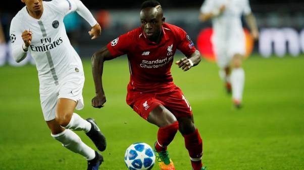 Liverpool receive Mane fitness boost ahead of Napoli clash
