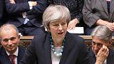 ماي تقول إنها ستؤجل تصويت البرلمان على اتفاق الخروج من الاتحاد الأوروبي