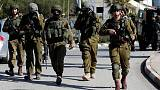 Israeli troops raid Palestinian news agency for footage