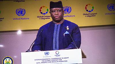 President Julius Maada Bio Calls for Effective Management of Global Cooperation on Migration in Marrakech