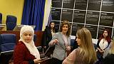 U.N. war crimes courtroom displayed in Sarajevo to preserve tribunal's legacy