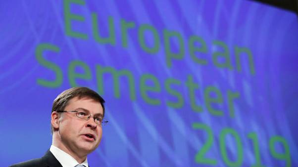 EU is monitoring closely France's new budget measures: Dombrovskis