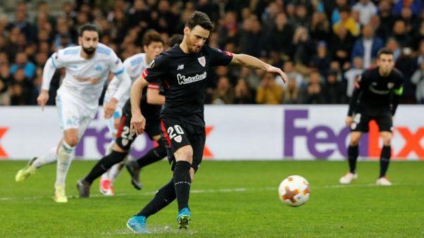 Aduriz strike gives Bilbao first league win since August