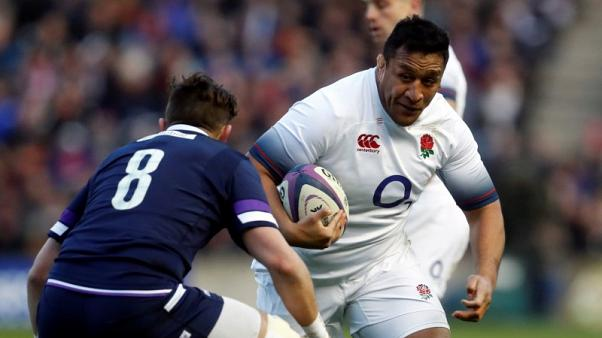 Prop Vunipola up for battle to reclaim England place