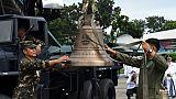 Après 120 ans, Washington rend à Manille des trophées de guerre