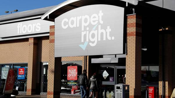 Carpetright losses widen as store closures hit results