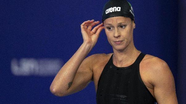 Nuoto, Pellegrini e Detti in finale