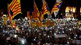 Spain threatens to send national police to Catalonia after protests